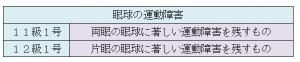 眼 11.12級